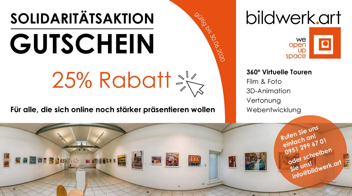 Solitaritäts-Aktion Mai 2020 Museumsgalerie