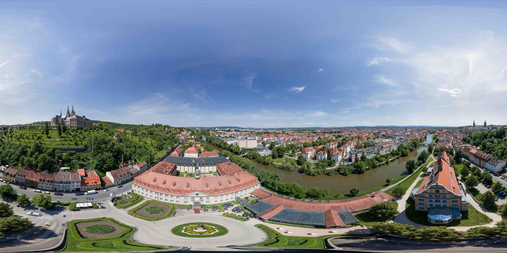 Hotel Residenzschloß Bamberg